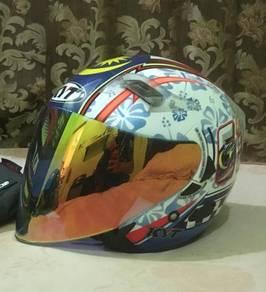 Helmet KYT Merdeka 61
