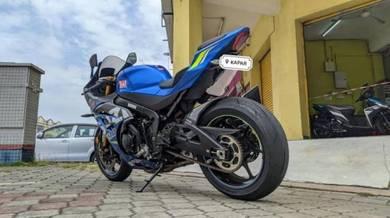 Suzuki gsx-r 1000 gsxr 1000 l8 panigale v4 v4r ssh