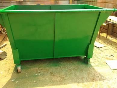 Tong Sampah leach bin 1100 litter dan 1500 litter