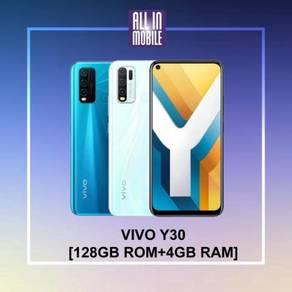 Vivo Y30 [128GB ROM+4GB RAM] Original MY Set
