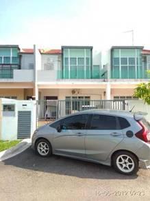 2 Storey Terrace House in Bandar Penawar, Johor
