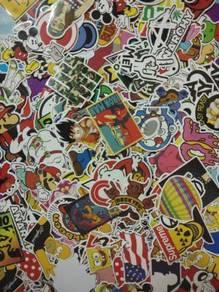 Sticker Vintage