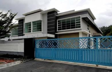 Kawasan Perindustrian Hi-tech 3 Semenyih, 1.5 Storey Semi-D Factory