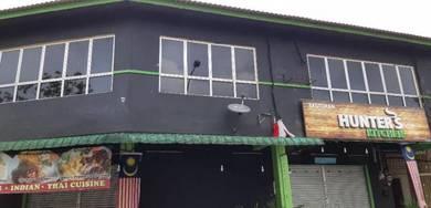Shoplot office for rent mitc ayer keroh (1st floor)