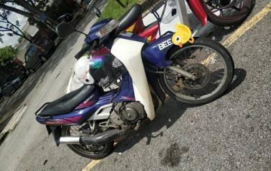 Suzuki rgs /rgv/rgx 110