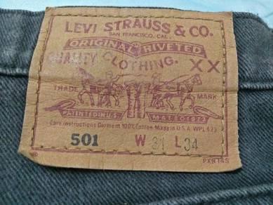 Levis 501 USA W30