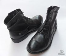 Genuine imported leather boots shoes REPLAY