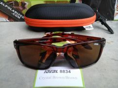 Ideal 8834 root crystal brown
