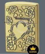 Zippo lighter LOVE IS BEAURY