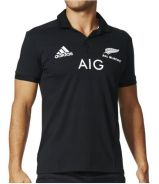 New Zealand All Blacks 2017 Home S/S Rugby Shirt