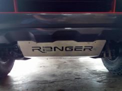 Ford Ranger T6 Engine Guard