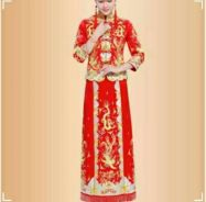 Chinese Traditional Wedding Gown