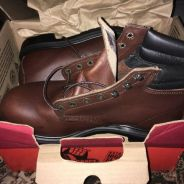 Red wing UK8.5