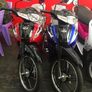 Modenas MR 1 New color (year end sales)