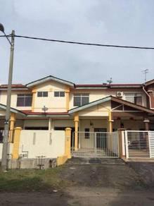 Taman Saujana Indah 2 Storey Terrace House For Rent