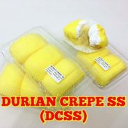 Durian crepe ss & mile crepe ss