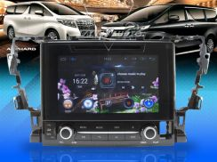 Toyota vellfire alphard android gps usb dvd player