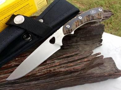 Full Tang Hunter Knife BUCK USA