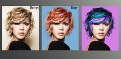Photo Touch Up Retouching Editing