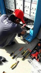 Repair Vending machine