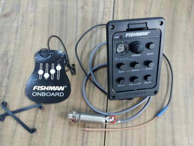 Fishman Blend - Acoustic Guitar Pick up with Tuner