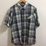 Vintage Levis Plaid Shirt Size XL