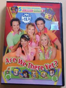 DVD Hi-5 Series 8 Vol.8 Are We There Yet Australia