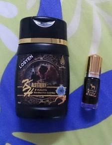 Pakej Losyen Lotion Wangia Perfume Kijang Himalaya