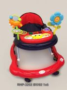 RHP-3252 Baby Walker with Cartoon Toy