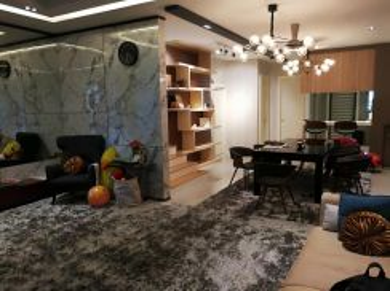 Setapak Brand New 3 Storey House Full reno ID design Furnished