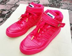 ADIDAS GRUN hi cut 7UK kueii