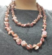 Seashell necklace 01