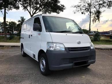 2012 Daihatsu Max 1.5(M) Granmax One Owner