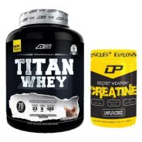 Titan Whey 2.1 kg HALAL + Creatine