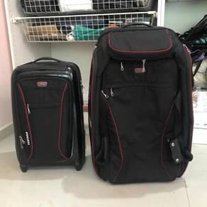 Rare Tumi Ducati Luggage Bag - COD KK on 6/10/18