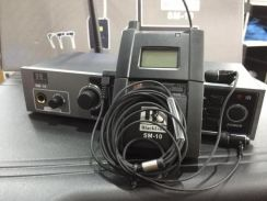 Blackline SM10 Wireless Ear Monitor
