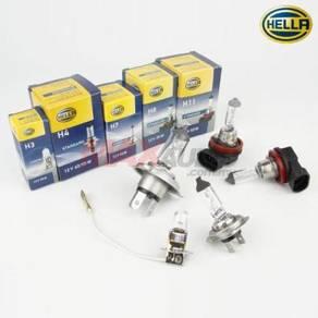 HELLA OEM Standard 4300K Halogen Bulb Light (Pair)