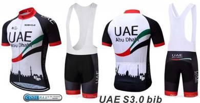 Cycling jersey bicycle MTB bib set siap pos laju