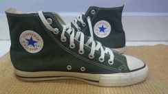 Vintage converse made in usa uk9