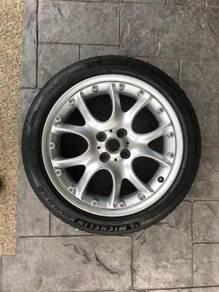 17 inch Sport Rim MINI Cooper S with Tyres