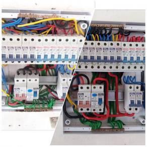 Home Maintenance - Plumbing, Aircond, Elektrikal