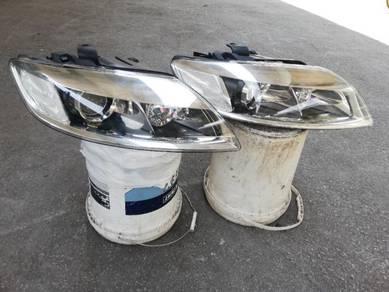 Original headlamp audi q7, valeo made in spain