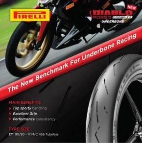 Pirelli diablo rosso corsa ii y15z rs150