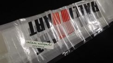 Sticker ralliart bintik windscreen sticker oracal