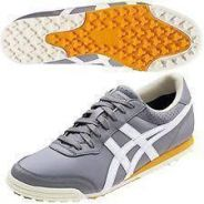 Asics Gel-Preshot Classic 2 Golf Shoe Gray Ivory