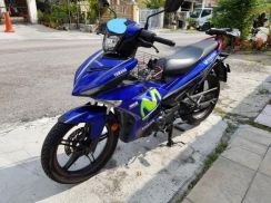 Yamaha y15zr 2015
