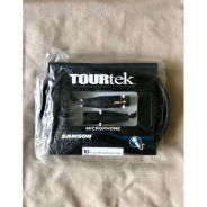 Samson Tourtek 10 feet XLR Microphone Cable