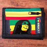 Bob Marley Rasta Colors Purse