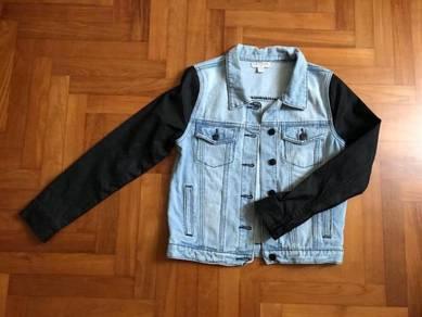 Cotton On Denim Jacket / Coat