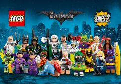 LEGO 71020 The Batman Movie Minifigures Series 2